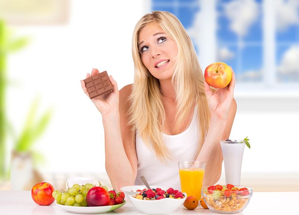 Podstawowe zasady zdrowego odchudzania