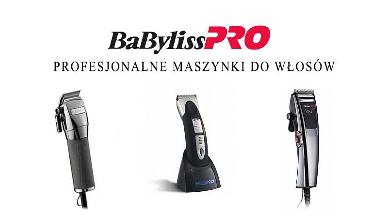 Maszynki Babyliss PRO